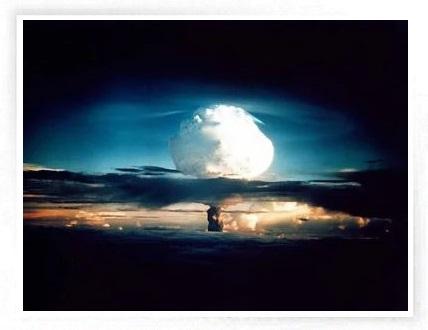 la bomba de hidrógeno