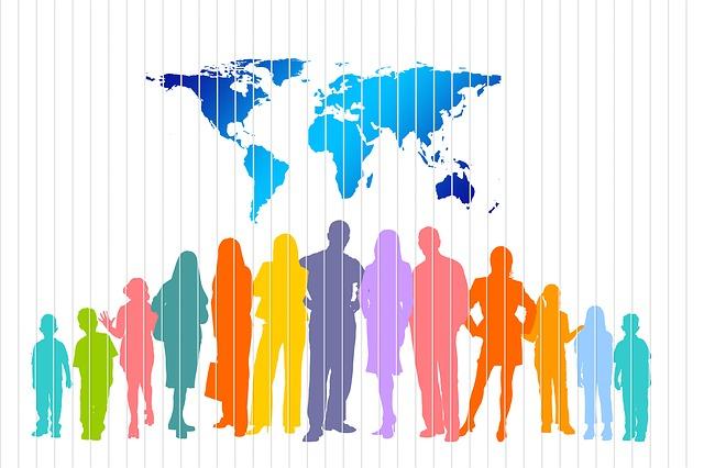 el mundo: ser diferente es indecente