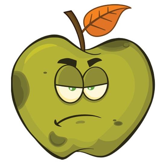 la cera evita que la fruta se deteriore